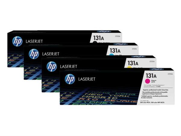TONERCARTRIDGE HP 131A U0SL1AM 1.8K KLEUR