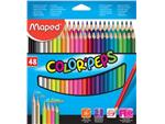 Maped kleurpotlood Color'Peps 48 potloden