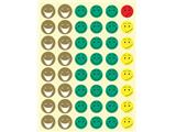 Apli Kids beloningsstickers Happy Smile, blister met 576 stickers