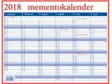 Aurora Memento 20 Nederlandstalig, 2020