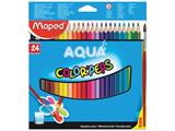 Maped Aquarelpotlood Color'Peps Aqua 24 potloden