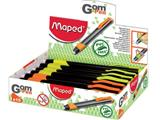 Maped gum Gom-Pen doos van 15 stuks in geassorteerde kleuren