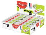 Maped gum Technic 600 doos van 20 stuks