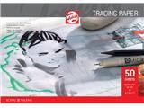 Talens kalkpapier, 90 g/m², ft A4