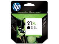 HP inktcartridge 21XL zwart, 475 pagina's - OEM: C9351CE
