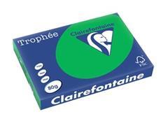 Clairefontaine Trophée Intens A3, 80 g, 500 vel, biljartgroen