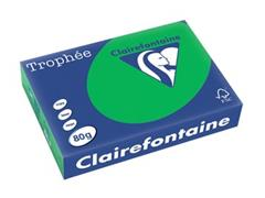 Clairefontaine Trophée Intens A4, 80 g, 500 vel, biljartgroen