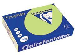 Clairefontaine Trophée Pastel A4, 80 g, 500 vel, golfgroen