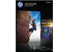 HP Advanced fotopapier ft A4, 250 g, pak van 25 vel, glanzend
