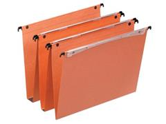 Esselte hangmappen voor laden Uniscope tussenafstand 330 mm, bodem 30 mm, met haken en knopen