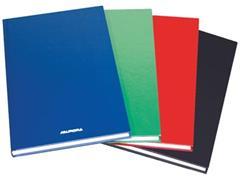 Magazijnboek ft 21,5x33,5 cm - 2 hand=192 blz - gelijnd