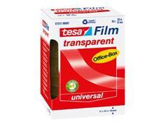 Tesafilm transparante tape, ft 15 mm x 66 m