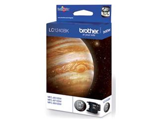 Brother inktcartridge zwart, 600 pagina's - OEM: LC-1240BK