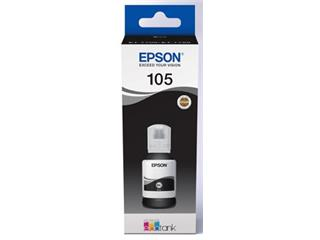 Epson Ink Fles C13T00Q140 Zwar