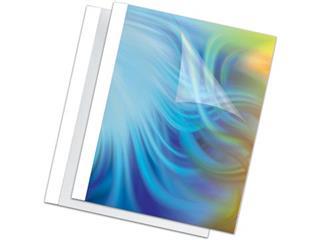 Fellowes thermische omslagen ft A4, 4 mm, pak van 100 stuks