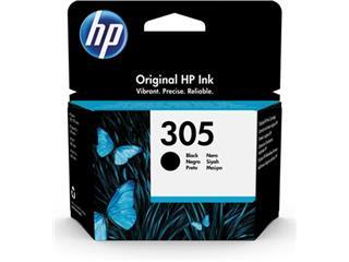 HP inktcartridge 305, 120 pagina's, OEM 3YM61AE, zwart