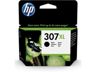 HP inktcartridge 307XL, 400 pagina's, OEM 3YM64AE, zwart