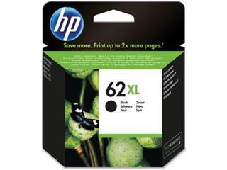 HP inktcartridge 62XL, 600 pagina's, OEM C2P05AE, zwart