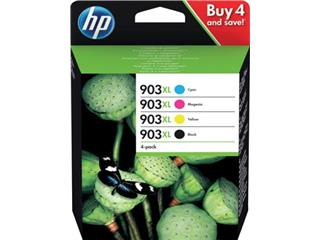 HP inktcartridge 903XL, 825 pagina's, OEM 3HZ51AE, 4 kleuren