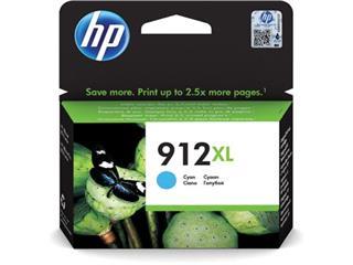 HP inktcartridge 912XL, 825 pagina's, OEM 3YL81AE#BGX, cyaan