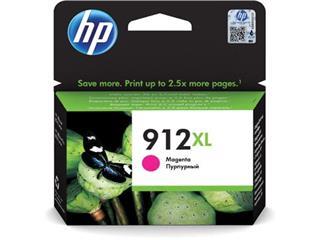 HP inktcartridge 912XL, 825 pagina's, OEM 3YL82AE#BGX, magenta