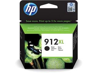HP inktcartridge 912XL, 825 pagina's, OEM 3YL84AE#BGX, zwart