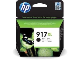 HP inktcartridge 917XL, 1 500 pagina's, OEM 3YL85AE#BGX, zwart