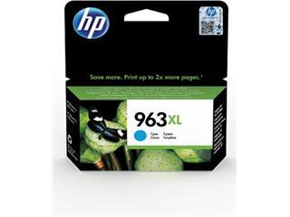 HP inktcartridge 963XL, 1 600 pagina's, OEM 3JA27AE, cyaan
