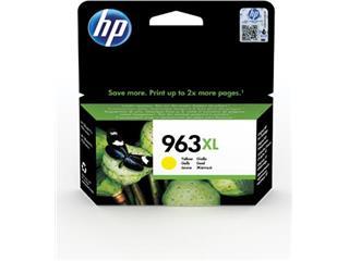 HP inktcartridge 963XL, 1 600 pagina's, OEM 3JA29AE, geel
