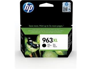 HP inktcartridge 963XL, 2 000 pagina's, OEM 3JA30AE, zwart
