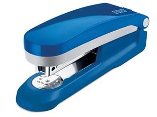 Novus nietmachine E 25 blauw