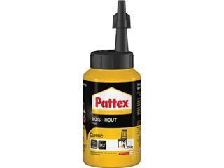 Pattex houtlijm Classic, flacon van 250 g