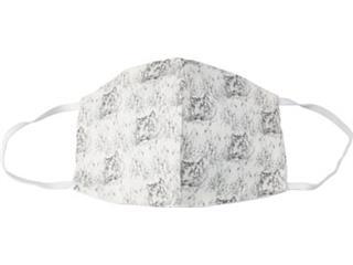 Wasbaar mondmasker, tigers motief, maat: heren, pak van 5 stuks