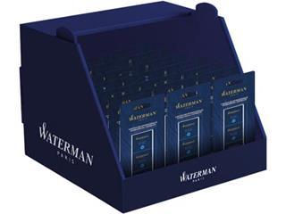 Waterman vulling voor vulpen, display met 36 stuks