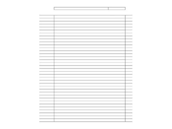 Oxford OFFICE Essentials spiraalblok, 100 bladzijden, ft A5, geruit 5 mm