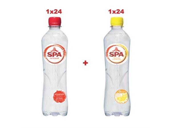 1 x SPA Intense 50 51780 + GRATIS 1 X Spa Touch of Lemon 51886