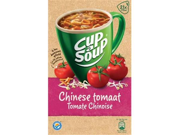 D21 CUP A SOUP CHINESE TOMAAT 175 ML