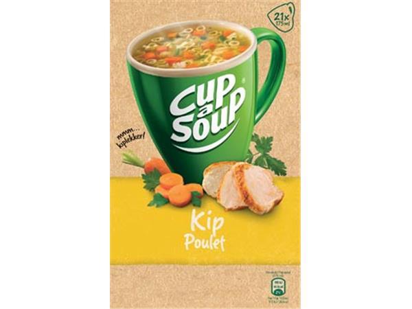 DS 21 CUP A SOUP KIP 175 ML