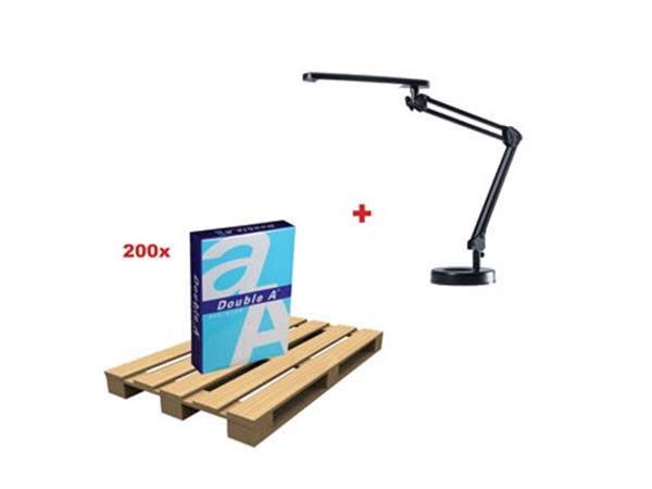 200 x Double A Business ref D475500 + GRATIS 1 x 5010640