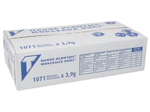 Tienen suikerklontjes, 3,9 g, doos van 1071 stuks