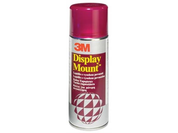 3M display Mount  Spray