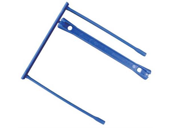 STAR archiefbinder E-clip. blauw