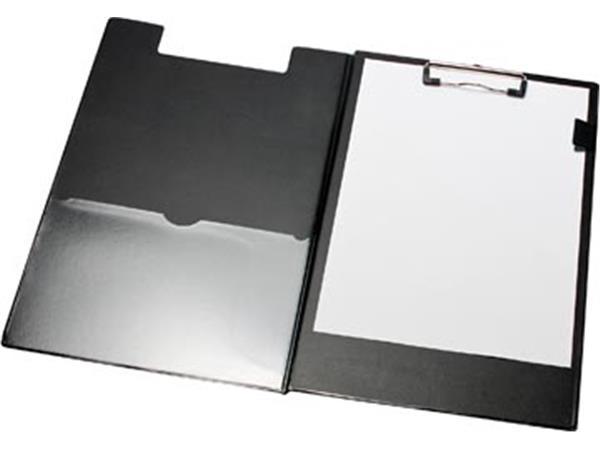 LPC klemplaat dubbel voor ft A5. zwart