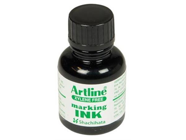 Artline navulinkt voor permanent markers zwart