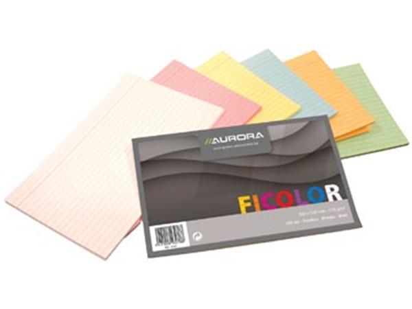 Aurora gekleurde systeemkaarten Ficolor