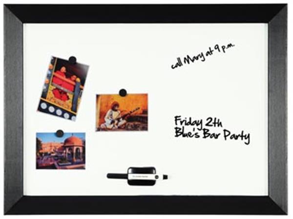 Bi-Office Kamashi magnetisch whiteboard met zwart