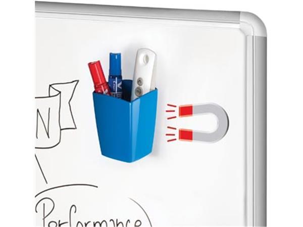 CEP magnetisch pennenbakje Gloss Blue Ocean. blauw