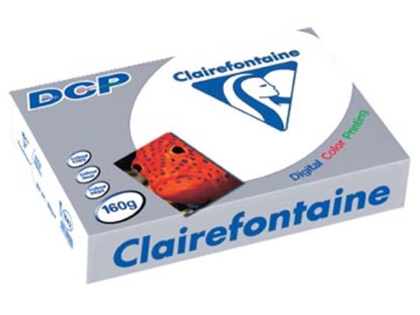 Clairefontaine DCP presentatiepapier A4. 160 g. pa