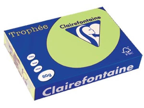 Clairefontaine Trophée Pastel A4. 80 g. 500 vel. g