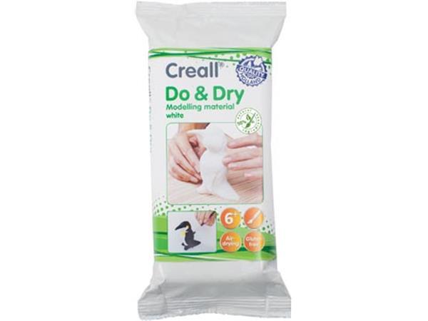 Creall Boetseerpasta Do & Dry wit. pak van 500 g
